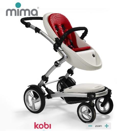 Mima passeggini di design passeggini trio passeggini for Design sito